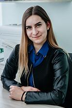 Pahirko Ekaterina
