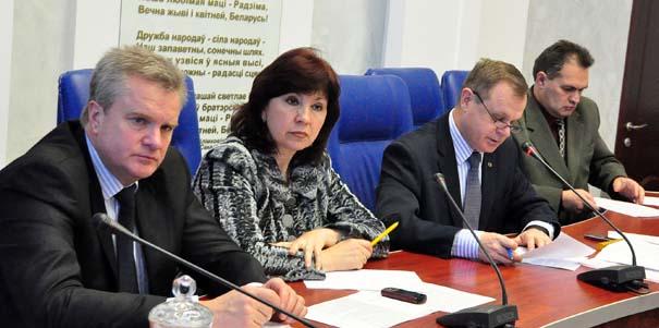 Совет директоров Новополоцк