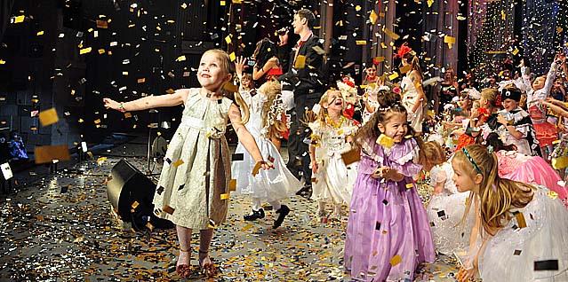 Шоу-волшебство от «Белой Руси»