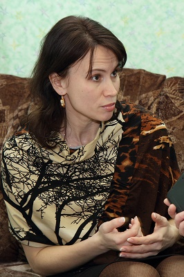 Елена Кулешова