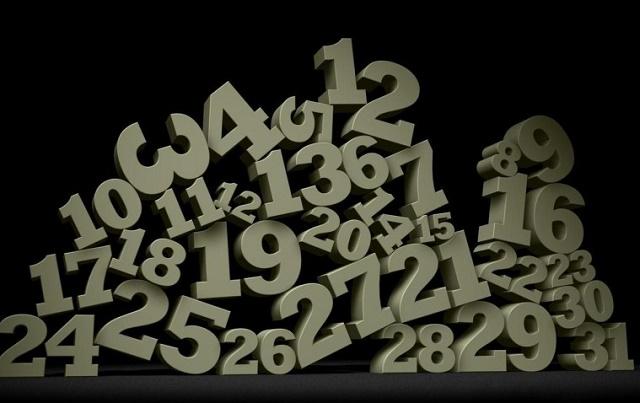 Объемные-цифры