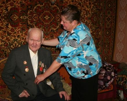Ветеранам – почет, уважение и забота