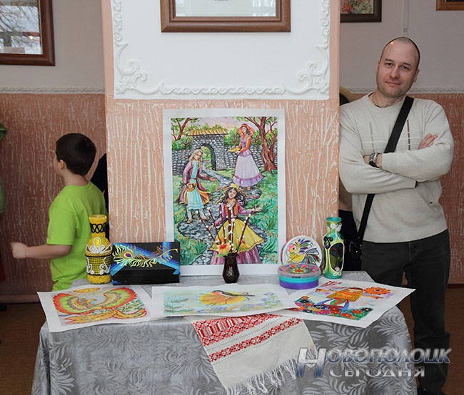 Белая карета, блины с лимоном, «масленичная» выставка. Чем удивляли гостей на празднике «Ярмарка чудес» в Боровухе, фото-13