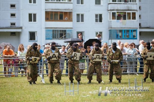 Как в Боровухе отпраздновали День ВДВ. Фоторепортаж, фото-6