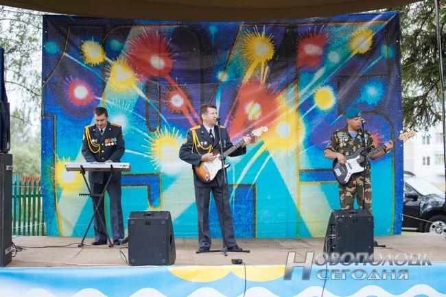 Как в Боровухе отпраздновали День ВДВ. Фоторепортаж, фото-3