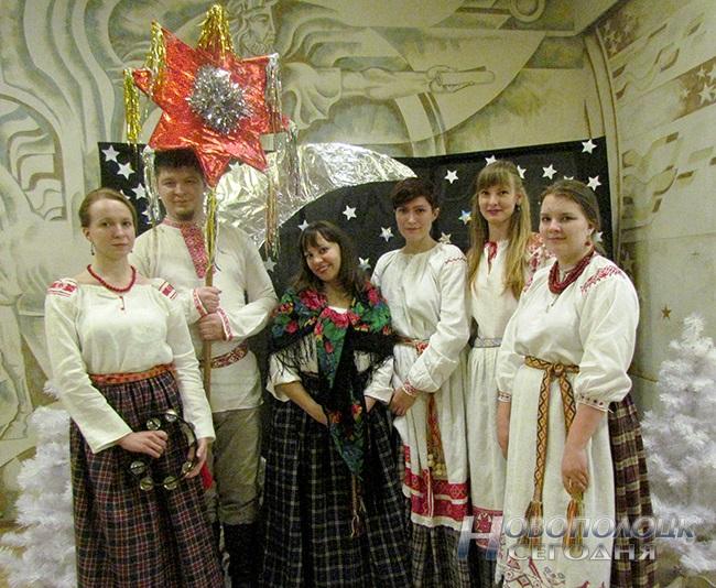 Новый год в библиотеке, или Как прошла «Новогодняя феерия» в стиле «Вечеров на хуторе близ Диканьки». ФОТО, фото-15