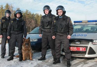 Сотрудники Новополоцкого отдела охраны задержали вора в магазине «Солнечный»