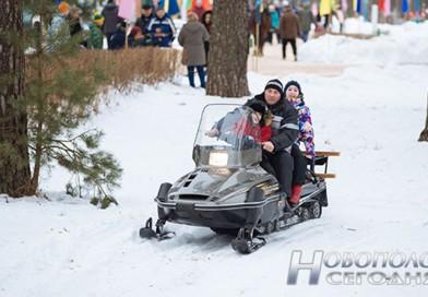 Новополоцкая лыжня, активный отдых и конкурс снеговиков — подводим итоги
