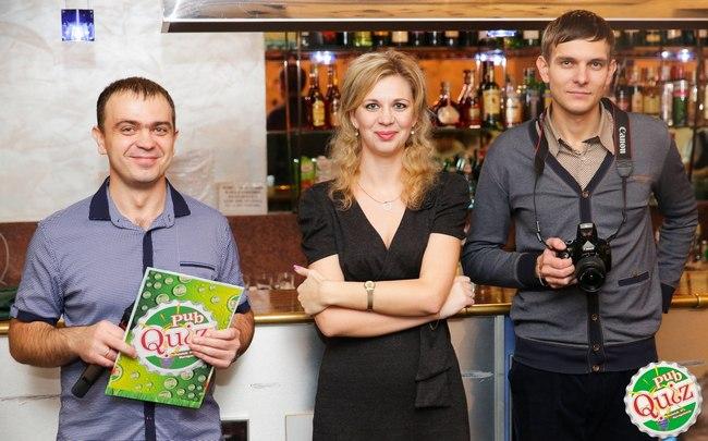 pub-QUIZ — альтернативный отдых новополоцкой молодежи