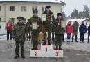 На базе учебного центра Полоцкого погранотряда проходил чемпионат органов пограничной службы Республики Беларусь по служебному биатлону