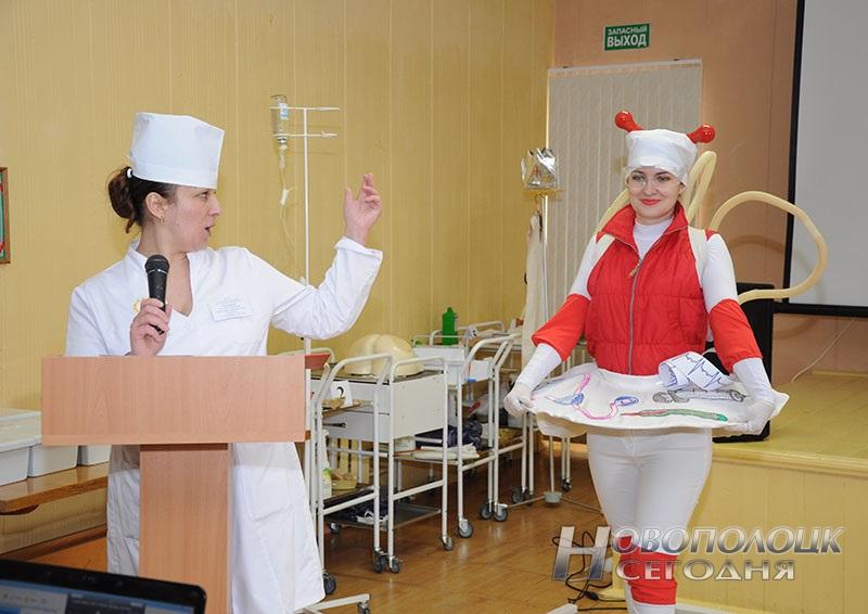 Сценарий конкурс на лучшая медсестра
