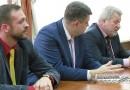 Новополоцк посетила делегация из латвийского города Екабпилс