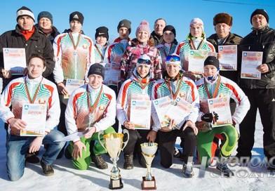Спортсмены Витебской области стали победителями Республиканской спартакиады «Защитник Отечества»