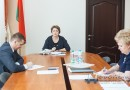 С какими вопросами обратились новополочане к заместителю председателя Комитета госконтроля Витебской области Юлии Авхуковой