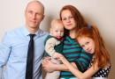 Семья Езерских: «Мы единое целое»