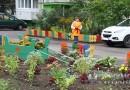 Новополоцкое КУП «ЖРЭО»  изменило график уборки придомовых территорий и вспомогательных помещений жилых домов
