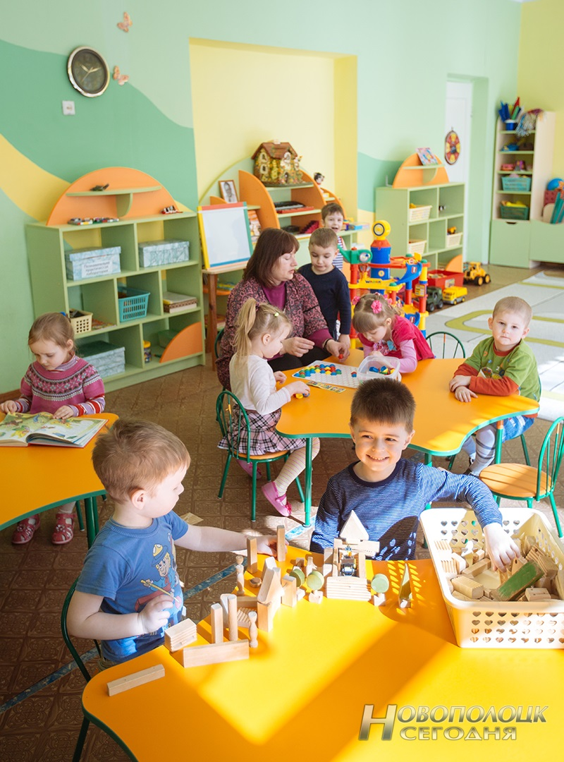 детский сад 13 Новополоцка (2)