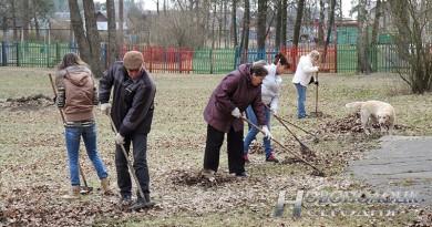 22 апреля в Новополоцке и Боровухе пройдет республиканский субботник