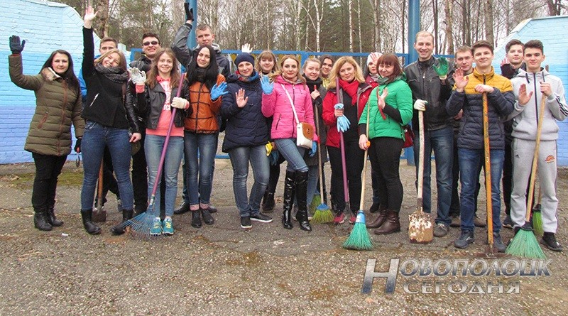 уборка парка (10)
