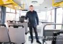 АТП-6 г.Новополоцка  получил 5 новых автобусов