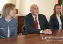 Профессор из США Роберт Веллер читал лекции по праву для студентов ПГУ