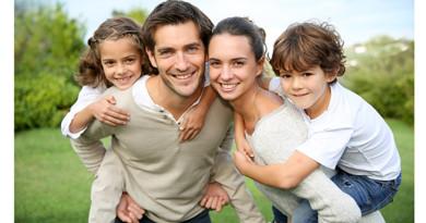 15 мая — День семьи