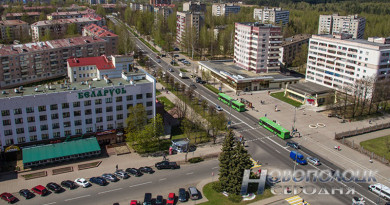 Новополоцк признан победителем по санитарному состоянию и благоустройству (среди городов с населением свыше 50 тыс. жителей)