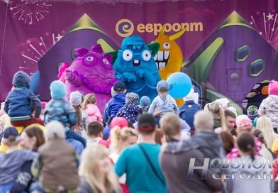 Ааа! Ура! В Новополоцк приехали Бонстики! (+видео)