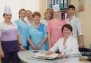 Профессиональный праздник отмечают медицинские сестры Новополоцкой ЦГБ
