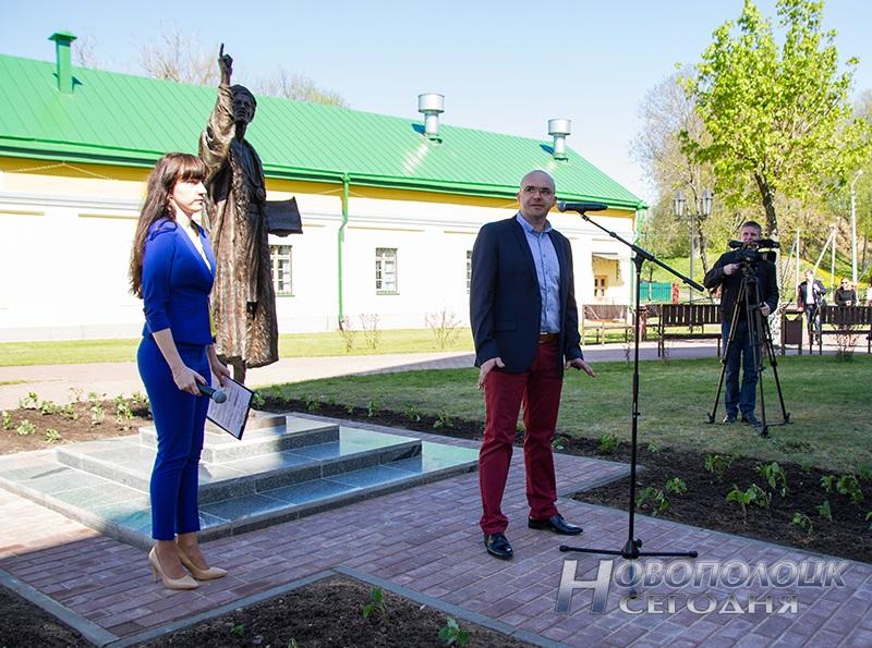 skul'ptor Aleksandr Prohorov