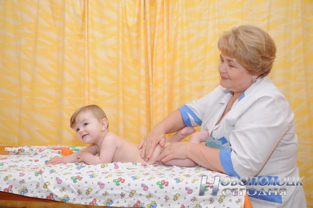 Медсестра массажа Людмила Титенко – мастер своего дела