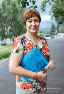 Ljubov' Kachanova
