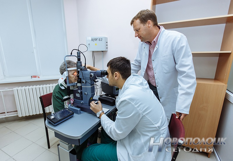mikrohirurgija glaza
