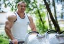 Бодибилдер Илья ЛУКОВЕЦ: о спортивной стратегии и семье