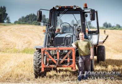 Городские предприятия активно помогают хлеборобам собрать достойный урожай