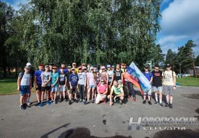 В межсезонье Новополоцкое училище олимпийского резерва стало базовым местом подготовки для ряда молодых Белорусских и Российских спортсменов