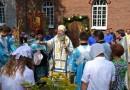 С 28 сентября по 8 октября в соборе Богоявления г.Полоцка будут пребывать Святыни