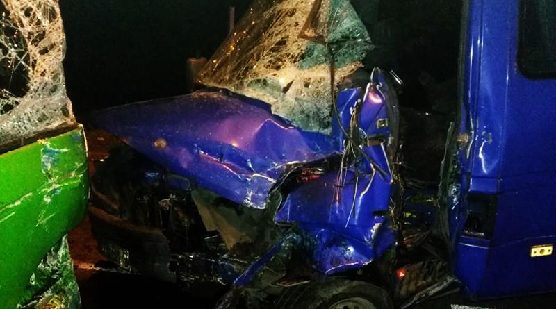 В результате ДТП в Новополоцке погиб местный житель