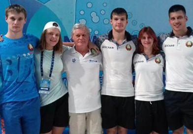 6 наград завоевали новополочане на Кубке мира-2017 по плаванию в ластах в Анталии