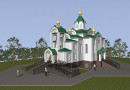 В Новополоцке построят духовно-просветительский центр с храмом в честь Святого Архангела Михаила, проектные работы подходят к завершению