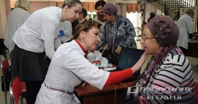 Новополочан приглашает «Ярмарка здоровья – 2018»