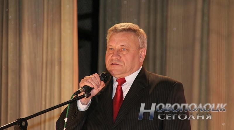 Один из самых известных представителей новополоцкого здравоохранения Анатолий ЗАВАДСКИЙ отмечает юбилей