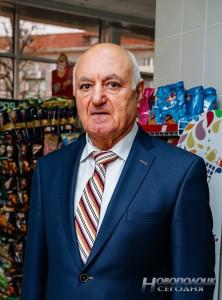 Direktor OAO «Vesta» Rejman Veniaminov