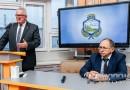 Министр образования Беларуси Игорь Карпенко встретился со студентами Полоцкого госуниверситета