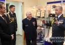 В здании Новополоцкого ГОВД открыли музей истории городской милиции