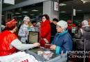 «Как мы вас ждали!» – покупатели о новом магазине ОАО «Веста» (бывшей «Павлинке»)