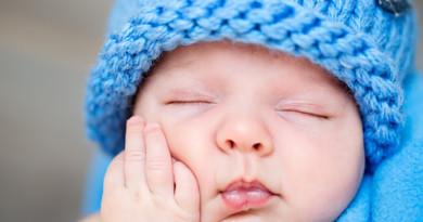 Как называли новополочане детей в октябре. ТОП имен