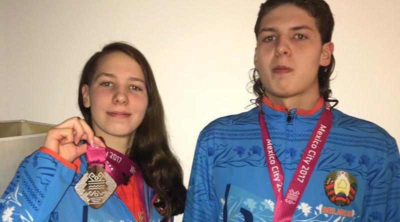 Новополоцкие паралимпийцы завоевали 8 медалей на ЧМ по плаванию в Мехико