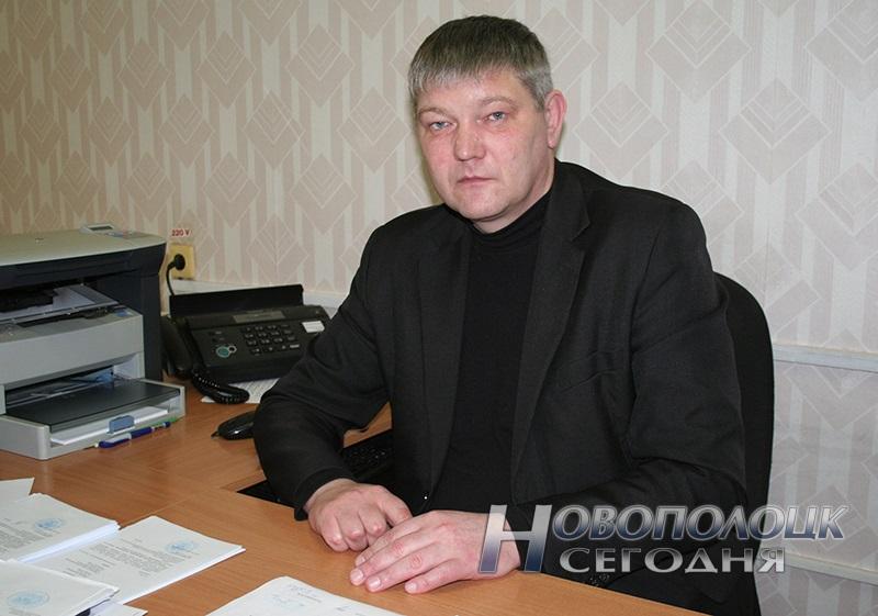 nachal'nik otdela zanjatosti naselenija Sergej Moroz