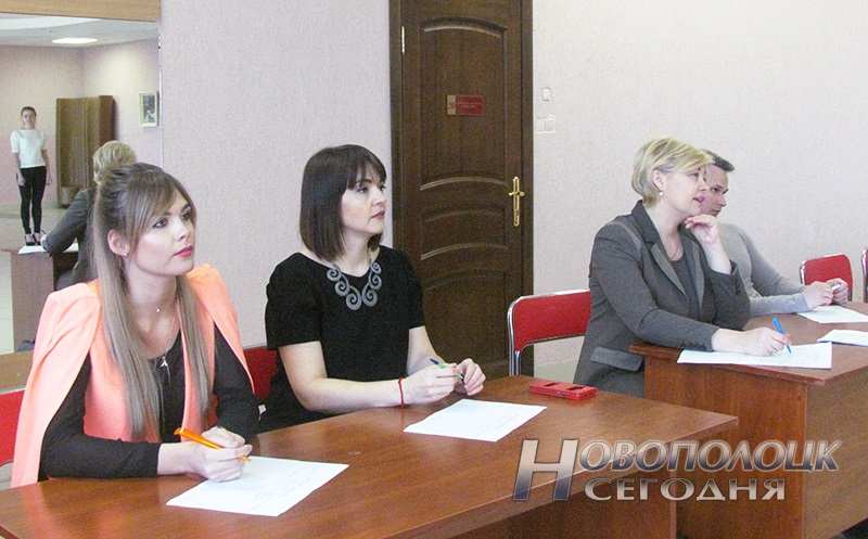 otborochnyj tur Miss Belarus' Novopolock